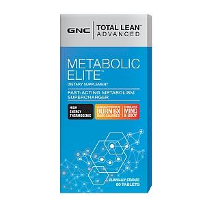 GNC Total Lean Advanced Metabolic Elite