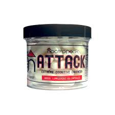 Nootropeak Attack