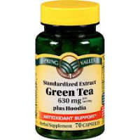 Spring Valley Green Tea Plus Hoodia review