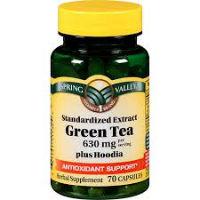 Spring Valley Green Tea Plus Hoodia