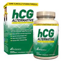 BioGenetic Laboratories hCG ALTERNATIVE Review