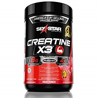 Six Star Creatine X3 Review